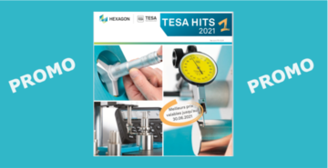 Promo métrologie TESA HITS