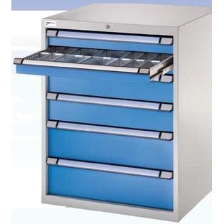 Armoire 6 tiroirs Starter H1000 x P695 x L1005