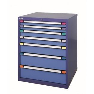Armoire 7 tiroirs Classic H1000 x P695 x L805