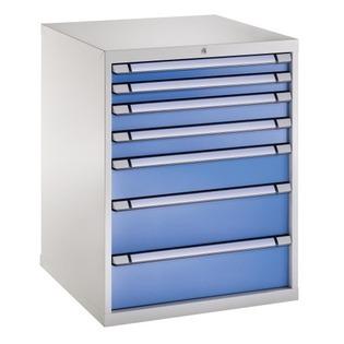 Armoire 7 tiroirs Starter H1000 x P695 x L805