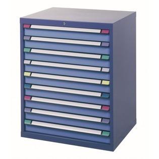 Armoire 9 tiroirs Classic H1000 x P695 x L805