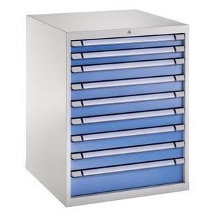 Armoire 9 tiroirs Starter H1000 x P695 x L805