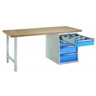 Établi standard Starter 4 tiroirs