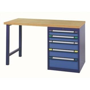 Établi standard Classic 5 tiroirs